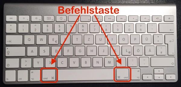 Mac-Funktionstasten belegen